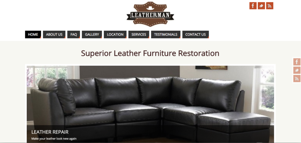 Houston Leather Repair