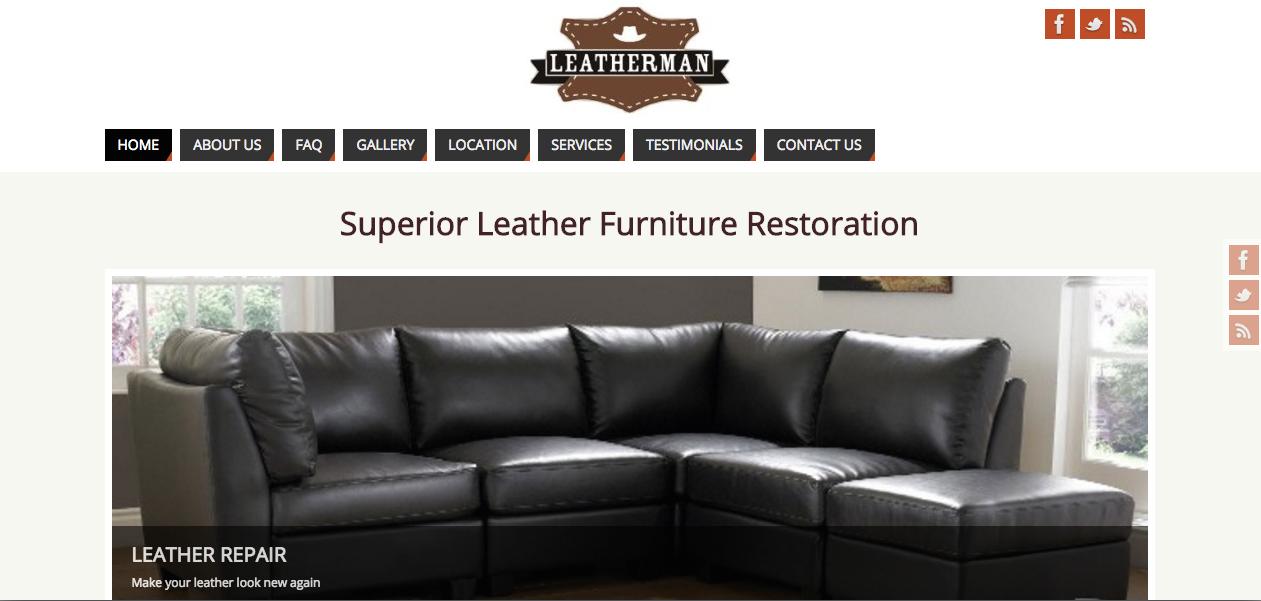 Leather repair houston