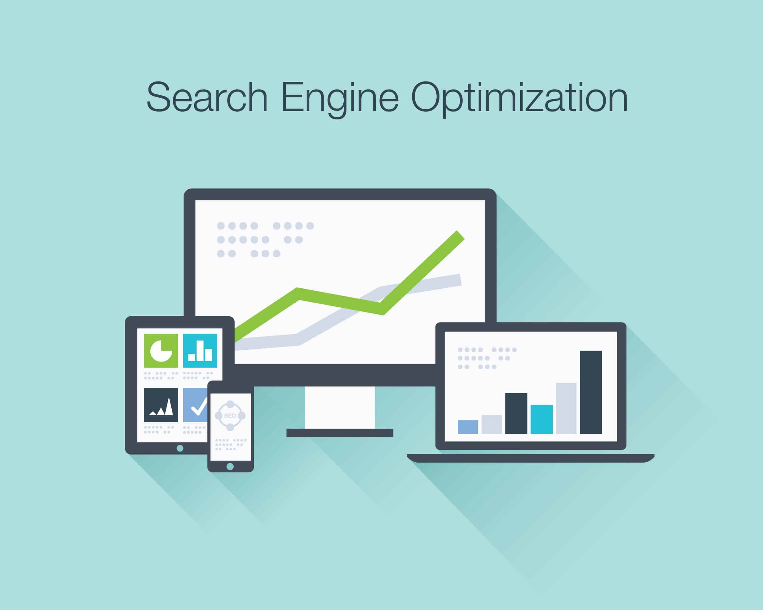 SEO services increase ROI